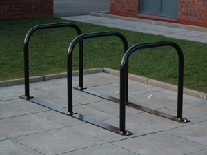 Toast rack bike racks
